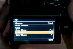 The Best Cine4 Settings for Your Sony Mirrorless Camera