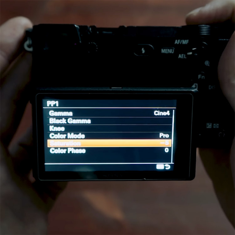 The Best Cine4 Settings for Your Sony Mirrorless Camera | 4K Shooters