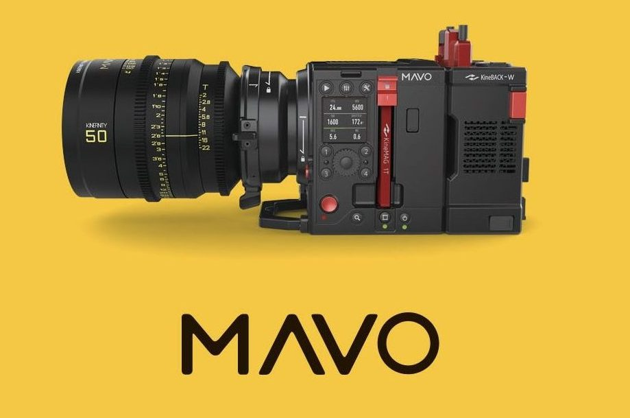 Kinefinity Mavo 6K full frame camera