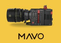 Kinefinity Mavo 6K Large Format camera
