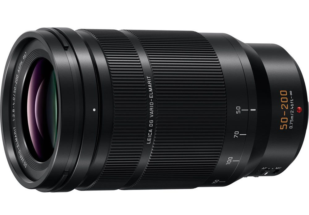 Panasonic DG Vario Elmarit 50-200mm f2.8-4