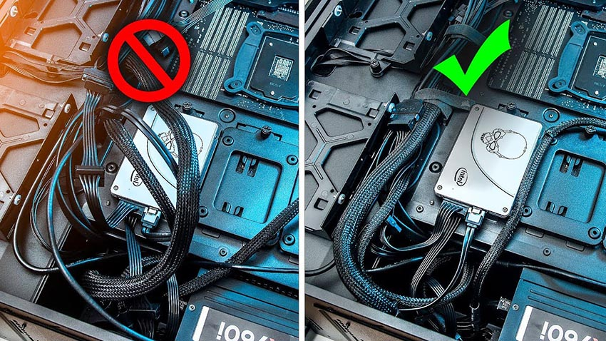 Tips And Tricks For The Perfect Cable Management Setup Of