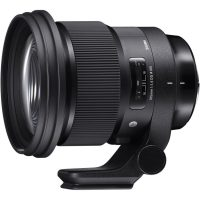 Sigma Art 105mm f1.4 FE Sony E Mount