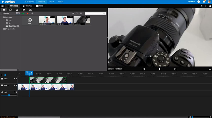 Online Video Editors - Should You Use One? | 4K Shooters