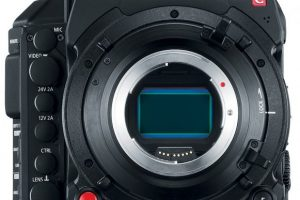 Canon EOS C700 FF is Canon's 5.9K Full-Frame Cinema Camera answer to the Sony VENICE