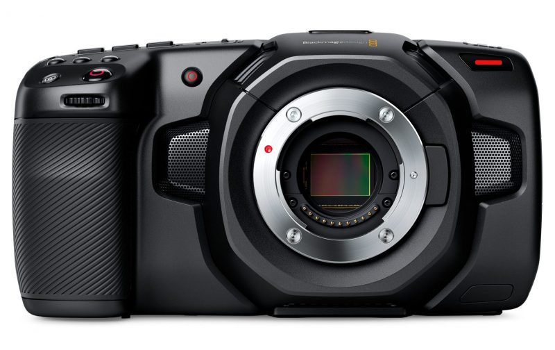 Blackmagic Pocket Cinema Camera 4K NAB 2018 Specs Price Features