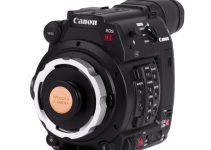 Canon C200 PL Modification Kit from Wooden Camera