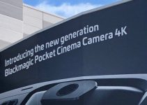 Blackmagic Design Are About to Release a New 4K Pocket Cinema Camera?