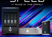 NAB 2018: WDC Introduces the Latest G-Technology Pro SSDs with Thunderbolt 3 and Transfer Rates Up to 2800MB/s
