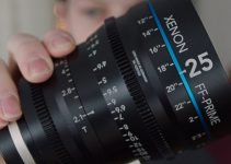 How to Choose the Right Cinema Lens for Your Next Project