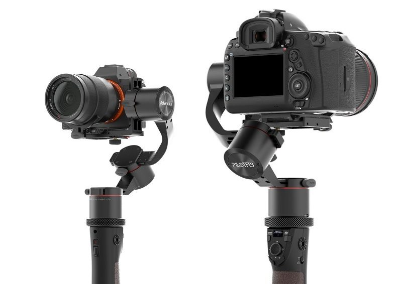 Pilotfly Adventurer for DSLRs and 4K Mirrorless Cameras | 4K