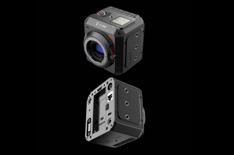 The Z Cam E2 is Real - 4K/120fps with a 4/3 Sensor in a Box