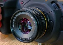 Skybeam Digital Shows Off a Set of Extremely Affordable and Compact Cine Lenses