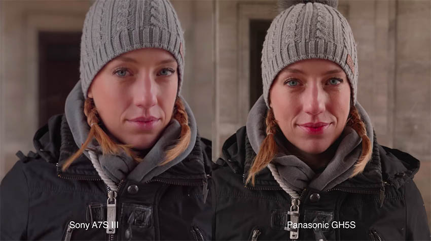 Sony A7III vs Panasonic GH5S - Skintones, AF, and Low-Light