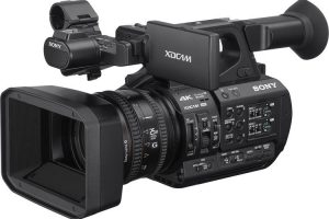 Sony PXW-Z280 and Z190 Enhanced Audio and Recording Options
