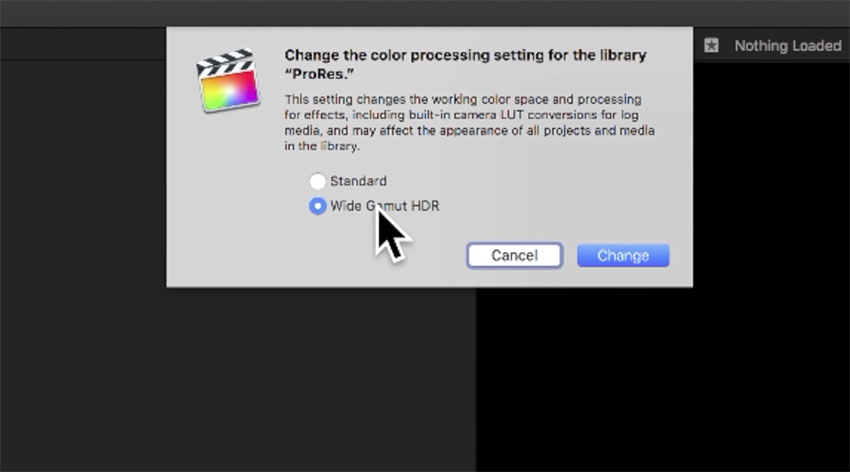 How to Edit and Color Grade ProRes RAW Footage in FCPX | 4K