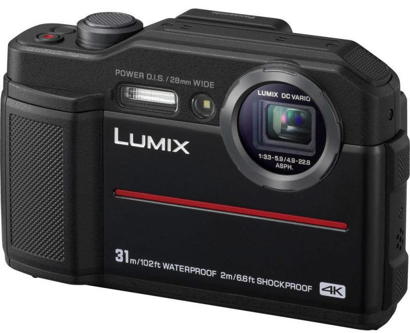 Panasonic LUmix TS7 FT7 Rugged 4K Camera