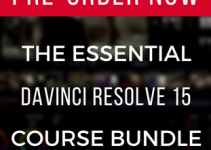 Get the Ultimate Resolve 15 Course Bundle for Just $97! (Limited-Time Offer)