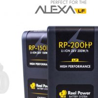 ARRI Alexa LF Batteries Hawk-Woods