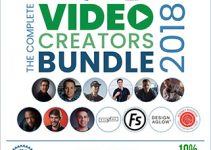 The Complete Video Creators Bundle 2018 Sale Ends in Less Than 12 Hours!
