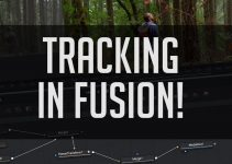How to Do Planar Tracking in DaVinci Resolve 15 Using the Fusion Integration