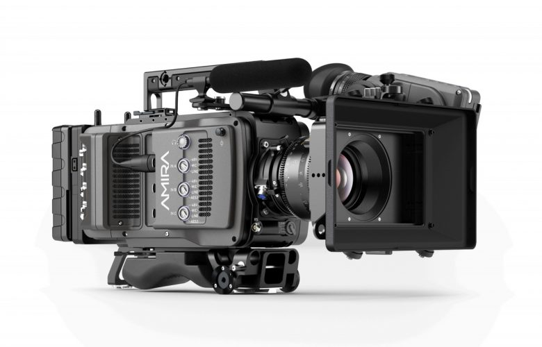 ARRI Amira ARRIRAW upgrade
