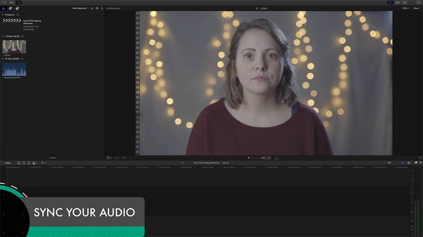 How to Speed Up Your FCP X Video Editing Workflow | 4K Shooters