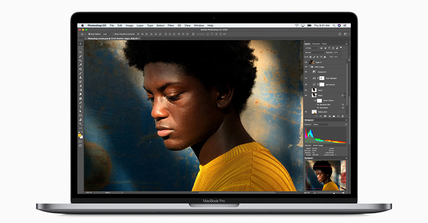 The Latest MacBook Pro Now Features Up to 6-Core Processor, True Tone Retina Display, 32GB of Memory, and 4TB SSD 2