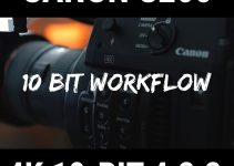 Completely Automated and Super Efficient Canon C200 4K 10-bit Workflow