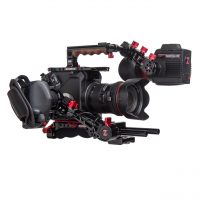 Zacuto Single Trigger Grip Panasonic EVA1