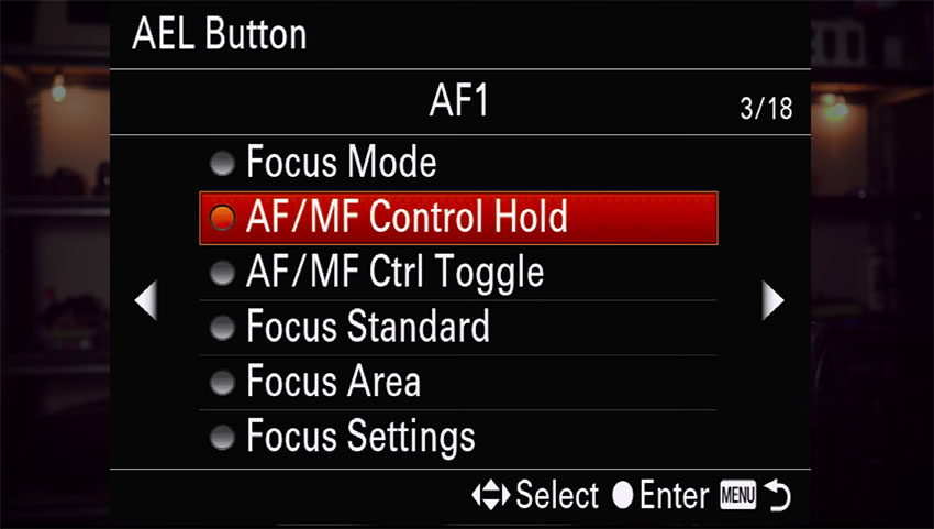 Handy Video Autofocus Trick for the Sony A7 III, A7R III