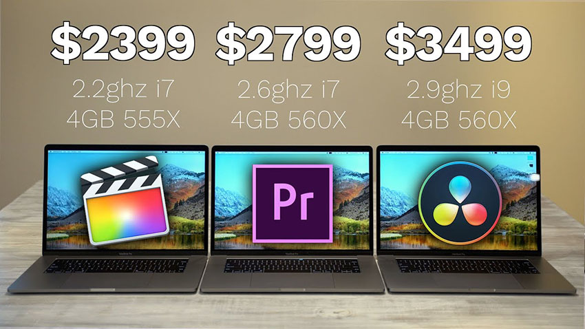 Which 15-inch 2018 MacBook Pro Should You Choose for Video Editing