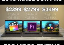 Which 15-inch 2018 MacBook Pro Should You Choose for Video Editing?