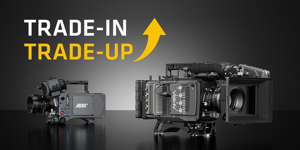 arri amira premium arri trade up program alexa classic