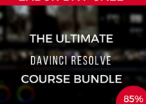 Labor Day Sale! Save 85% on the Ultimate DaVinci Resolve 15 Course Bundle + FREE Gifts