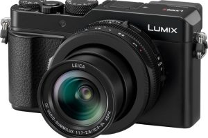 New Panasonic LX100 II Gets Four Thirds Sensor and Improved Touchscreen