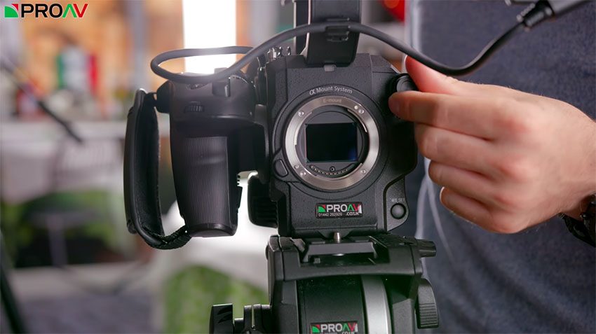 Five Reasons to Choose the Sony FS5 MK II for Your Next
