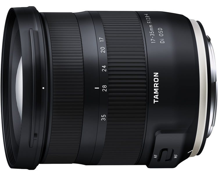 Tamron 17 35mm F 2 8 4 Di Osd Compact And Affordable Full