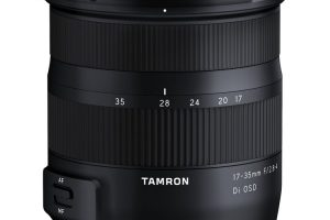 Tamron 17-35mm f2.8-4 DI OSD Optimized Silent Drive AF