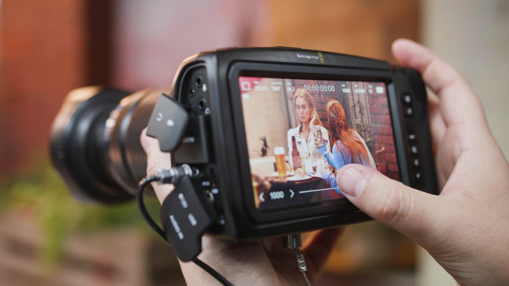 Blackmagic Pocket Cinema Camera 4K – Default LUTs