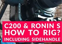 A Neat Trick to Mount the Canon C200 to Your Ronin-S
