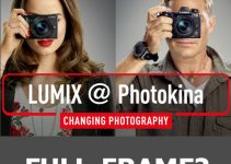 Panasonic are About to Unveil a Full-Frame Mirrorless Camera on Sept 25?
