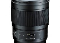 Tokina Opera 50mm f/1.4 FF Lens Now Available to Pre-Order