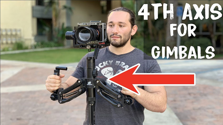Do You Really Need a 4th Axis Rig for Your Single-Handed Gimbal?
