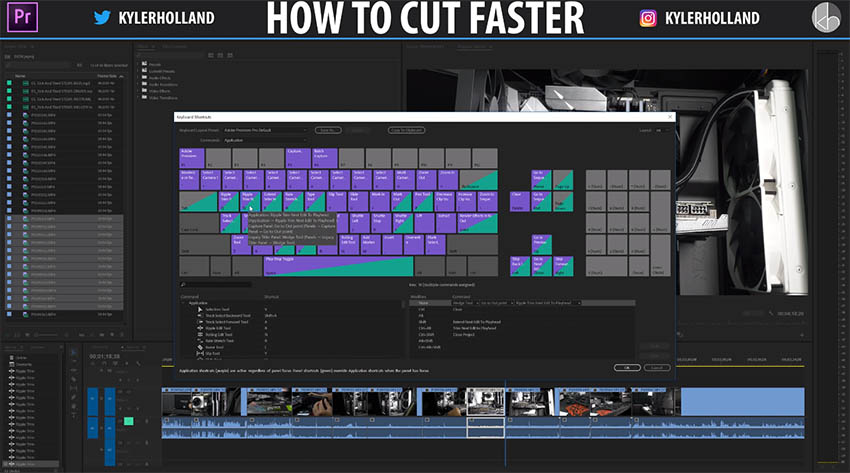 How to Cut Faster in Premiere Pro CC 01