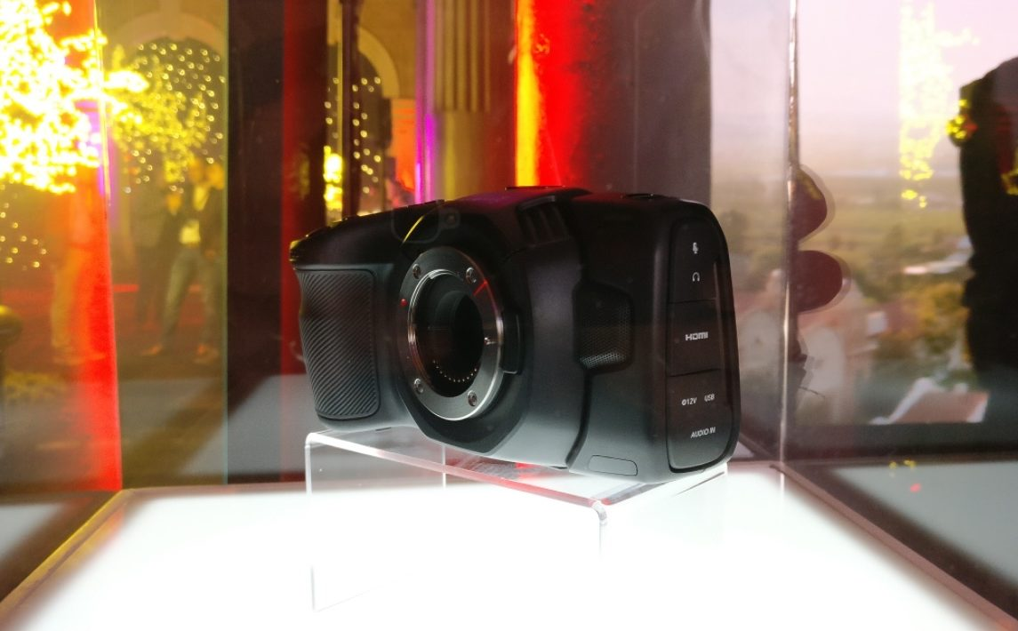 New Blackmagic Design Pocket Cinema Camera 4k Footage From The London Launch Event 4k Shooters
