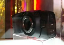 Blackmagic Pocket 4K camera