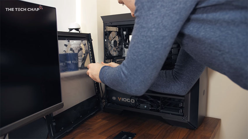 Pre build 4K Video Editing Workstation 03