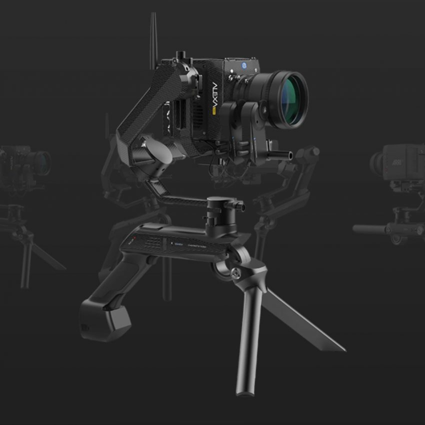 Moza Air X RED ARRI ALEXA MINI FS5