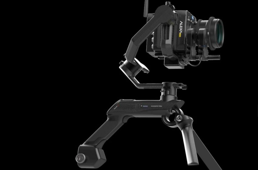Gudsen Moza Air X Gimbal Alexa MINI RED Epic RED Raven RED Scarlet FS5